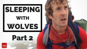 Microadventure: SLEEPING WITH WOLVES | Part 2 – Light my Fire [wild camping and climbing]