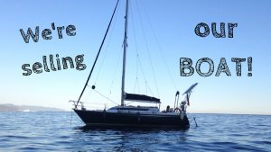 sailing boat for sale