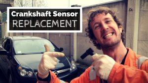 Crankshaft position sensor replacement video