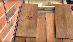 fitting cedar shingles